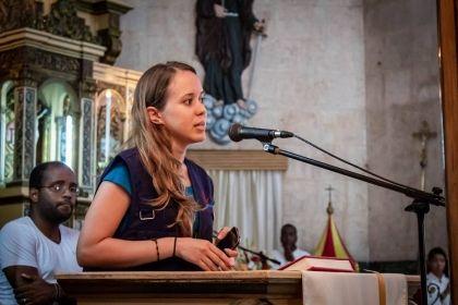 Amalia Ramos presenta SIGNIS Joven Cuba
