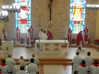 Eucaristía por el nuevo curso académico 2018-2019 en el Seminario San Carlos y San Ambrosio