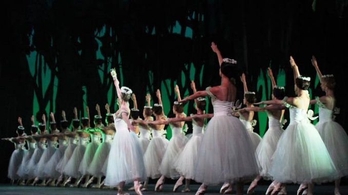 Giselle BNC en Kennedy Center de Washington 2018Giselle BNC en Kennedy Center de Washington 2018