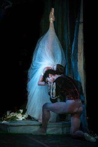 Gre y Quenedit final de Giselle
