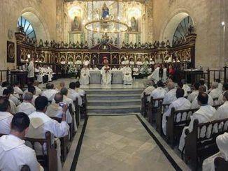 Monseñor Silvano consagrado obispo
