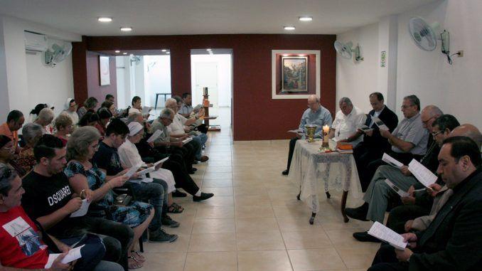 Bendicen Centro de Evangelización San Pablo