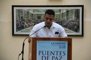 Dr. Rolando Garrido, responsable nacional de la Comunidad de Sant´Egidio