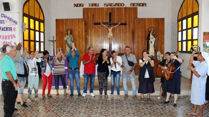 Convivencia de la Familia Amor de Dios Carisma y Misión compartida