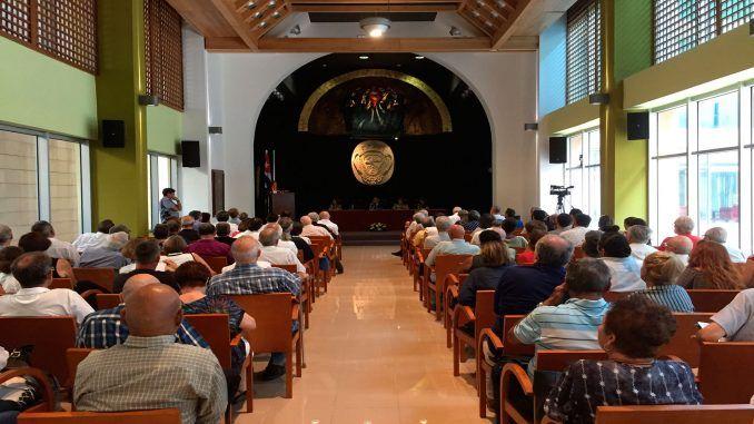 Aula Magna del Colegio Universitario de San Gerónimo