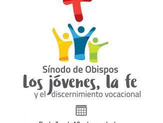 Logo del Sínodo de los Jóvenes 2018