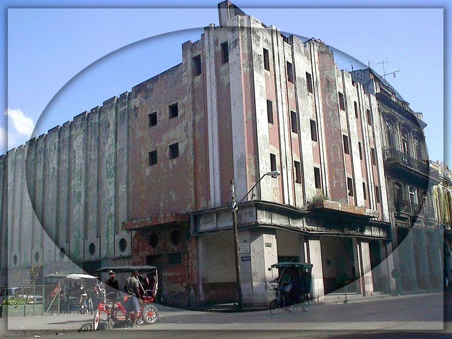 El cine Reina es la sede de la Compañía de Danza de Tony Menéndez.
