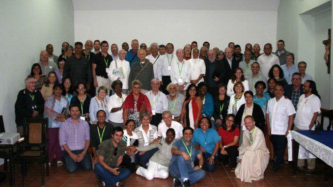 Participantes en el primer Simposio Teológico-Filosófico sobre el Magisterio del Papa Francisco