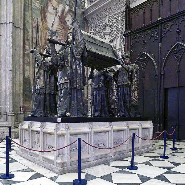 La catedral de Sevilla muestra al mundo una joya sufragada por el pueblo cubano.
