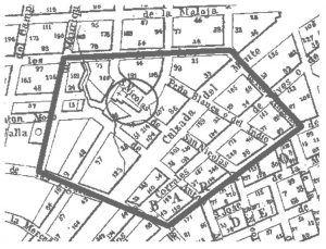 Mapa Barrio San Nicolas