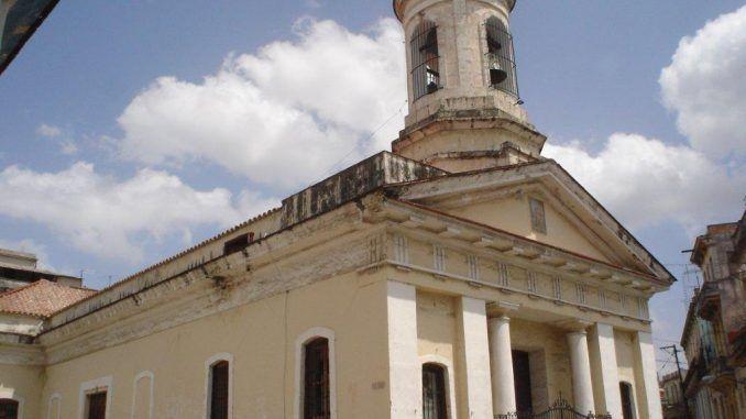 La parroquia de San Judas Tadeo y San Nicolás de Bari