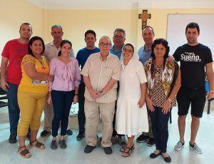 En el taller, que tuvo como facilitador al intelectual laico dominicano, Roque Félix, participaron un grupo de colaboradores procedentes de cuatro provincias del país.