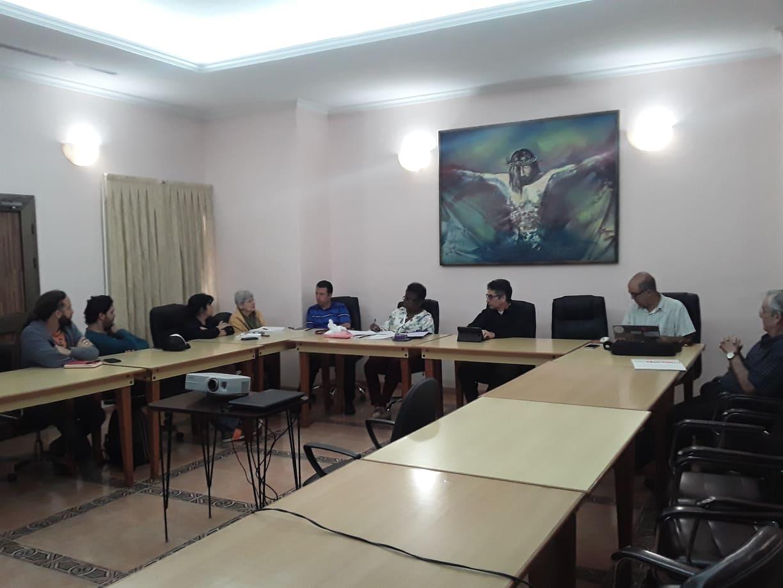 Reunión de la Comisión Nacional de Comunicación