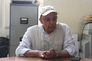 Padre Leonel Narváez.