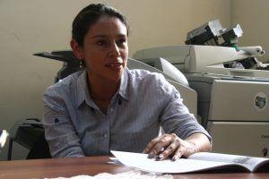 Paloma A. Monroy, directora de la Fundación para la Reconciliación.