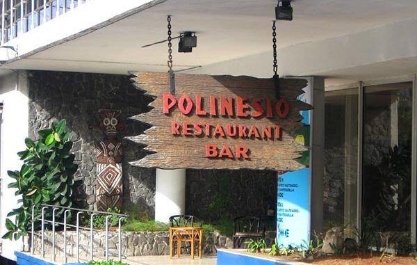Restaurante Polinesio