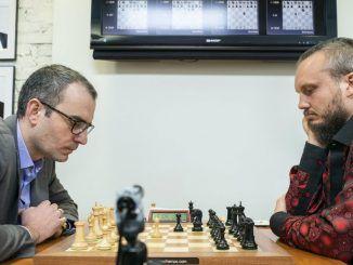 Leinier vs Timur Gareev