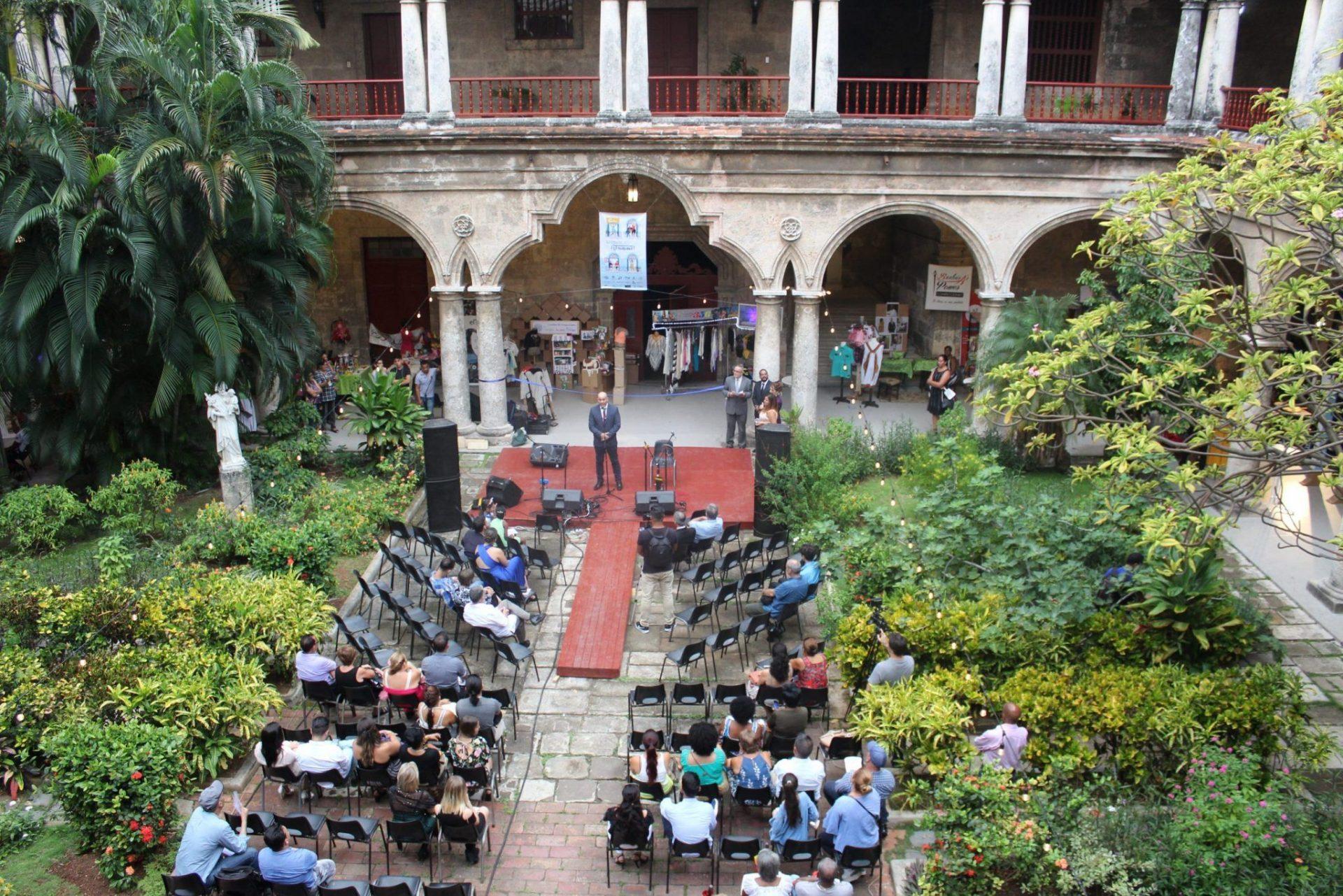 Celebración por el séptimo aniversario del Proyecto CubaEmprende