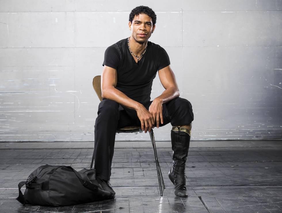 Carlos Acosta, bailarín cubano
