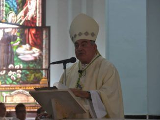 Homilía Monseñor Juan de Dios