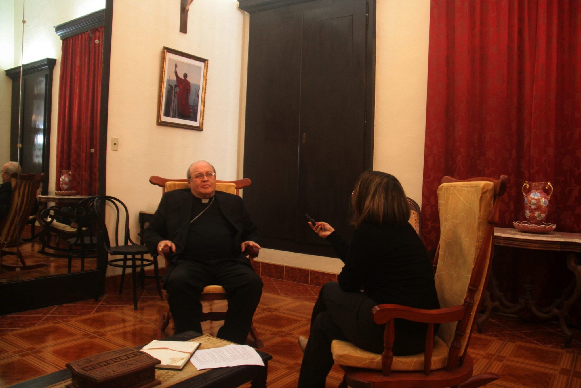 Entrevista al cardenal Jaime Ortega publicada por Palabra Nueva en marzo de 2015
