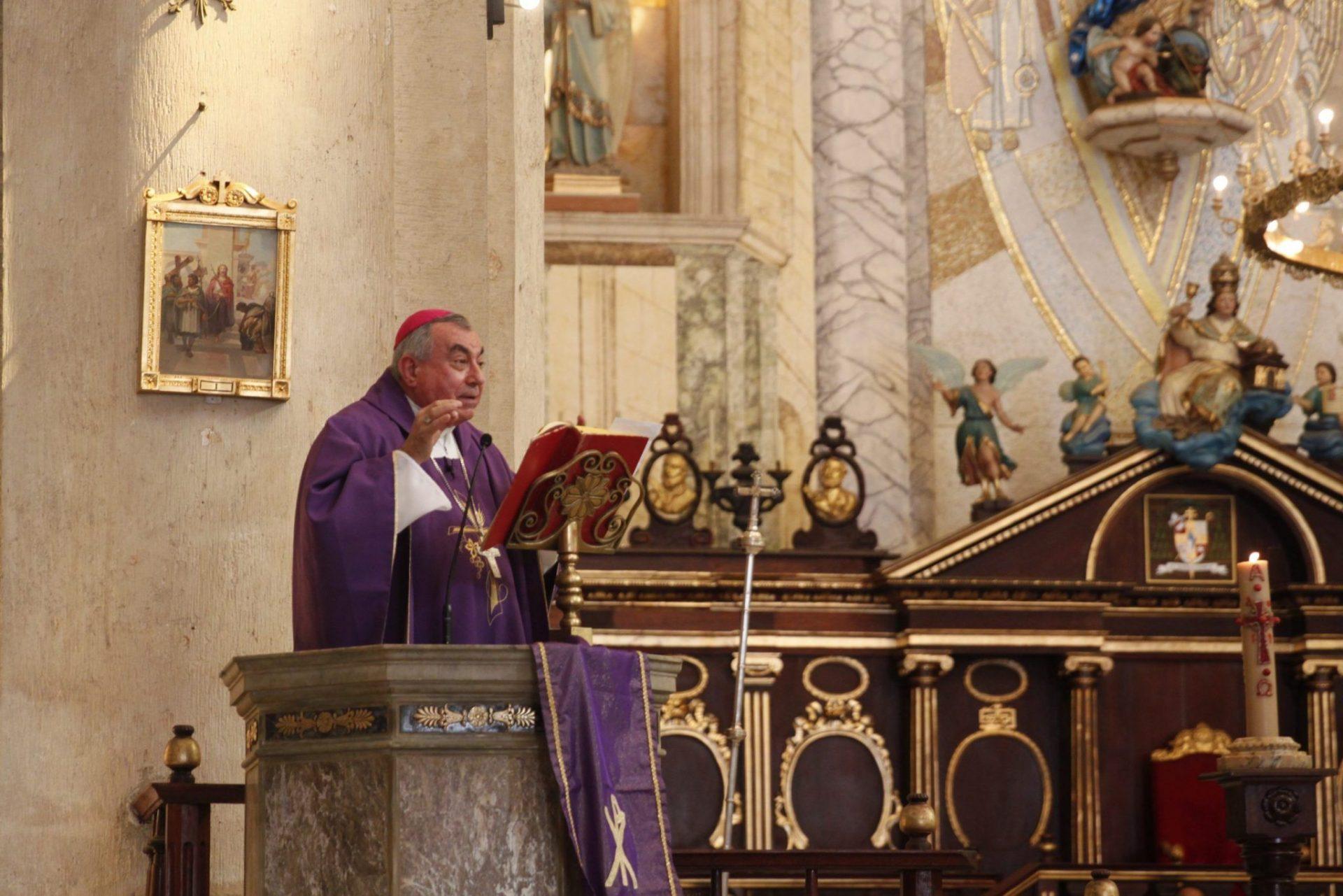 El obispo de Pinar del Río agradece a Dios por la vida del cardenal