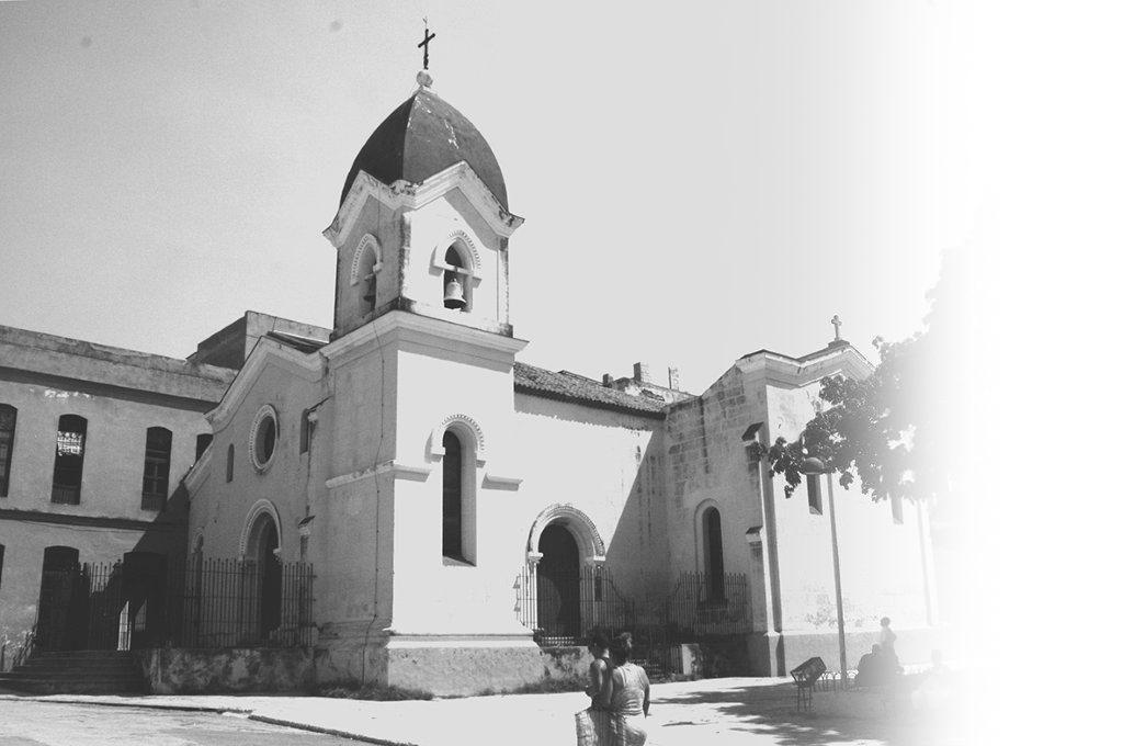 Iglesia parroquial de Jesús, María y José