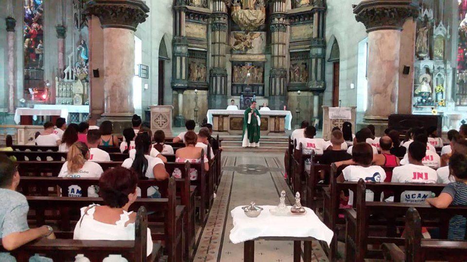 Catequesis de la JNJ Cuba 2019