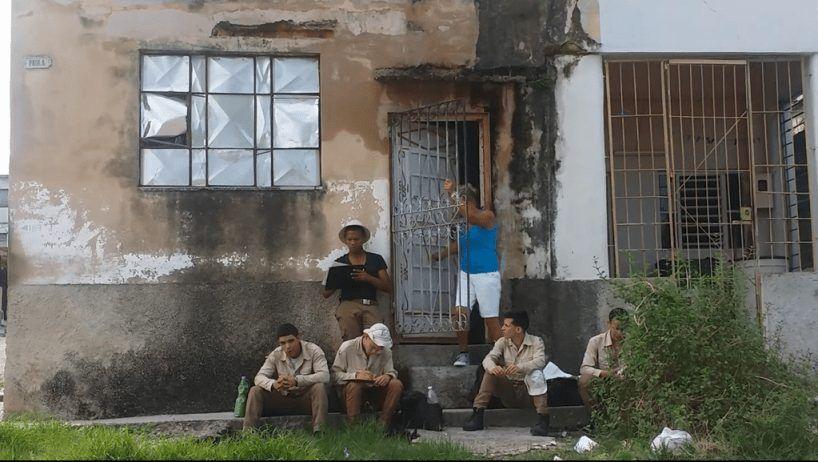 Fotograma del documental El año en que no hubo año.