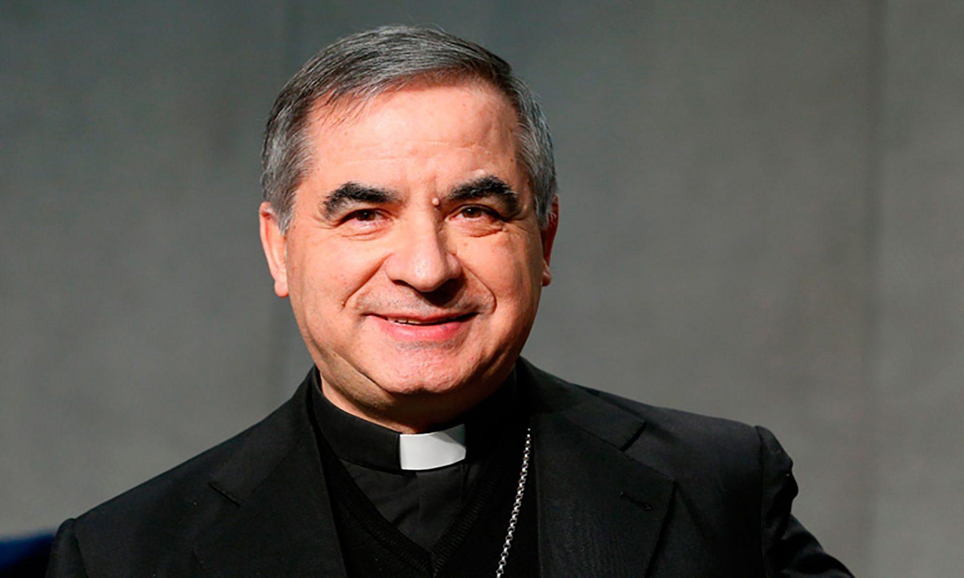 Cardenal Giovanni Angelo Becciu