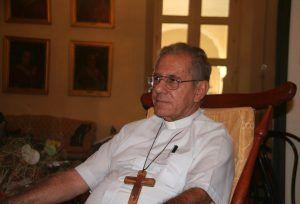 Monseñor Juan de la Caridad García, arzobispo de La Habana, a poco más de una semana del Consistorio en Roma que lo elevará al cardenalato.