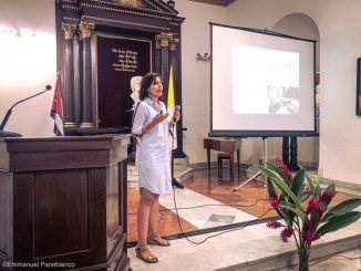 Conferencias y dinámicas de intercambio para compartir experiencias