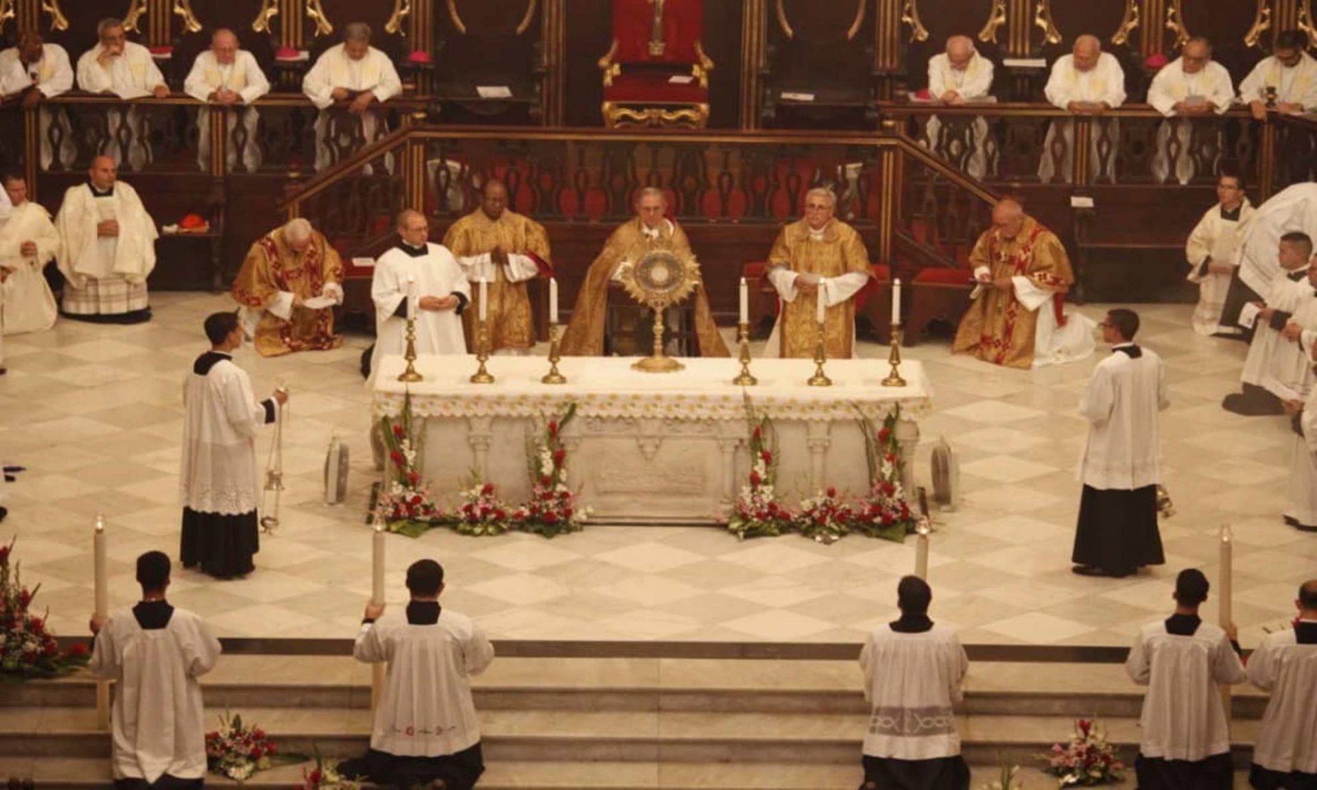 Cardenal Juna de la Caridad-Te Deum