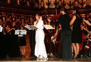 La Sociedad de Cámara y la soprano Johana Simón en una noche de buena música en la Catedral de Catedral.