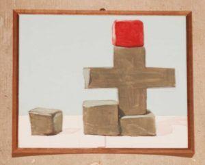 Michel Pérez Pollo le regala a la ciudad su muestra Viacrucis en la Santa Metropolitana Catedral de La Habana.