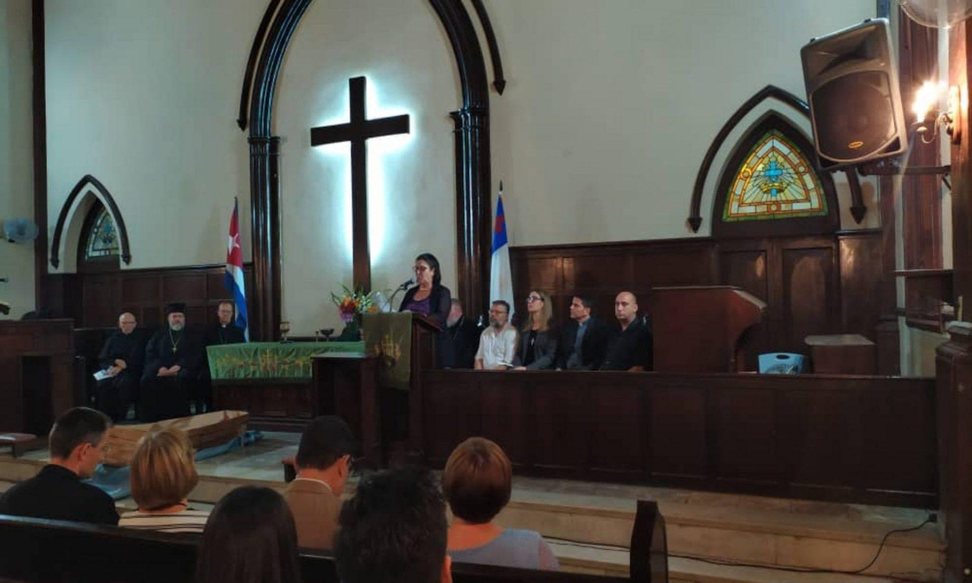 Comienzo de la semana de oración por la unidad de los cristianos