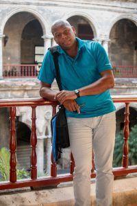 Alejandro Ariosa González, fundador del proyecto Nueva Evangelización