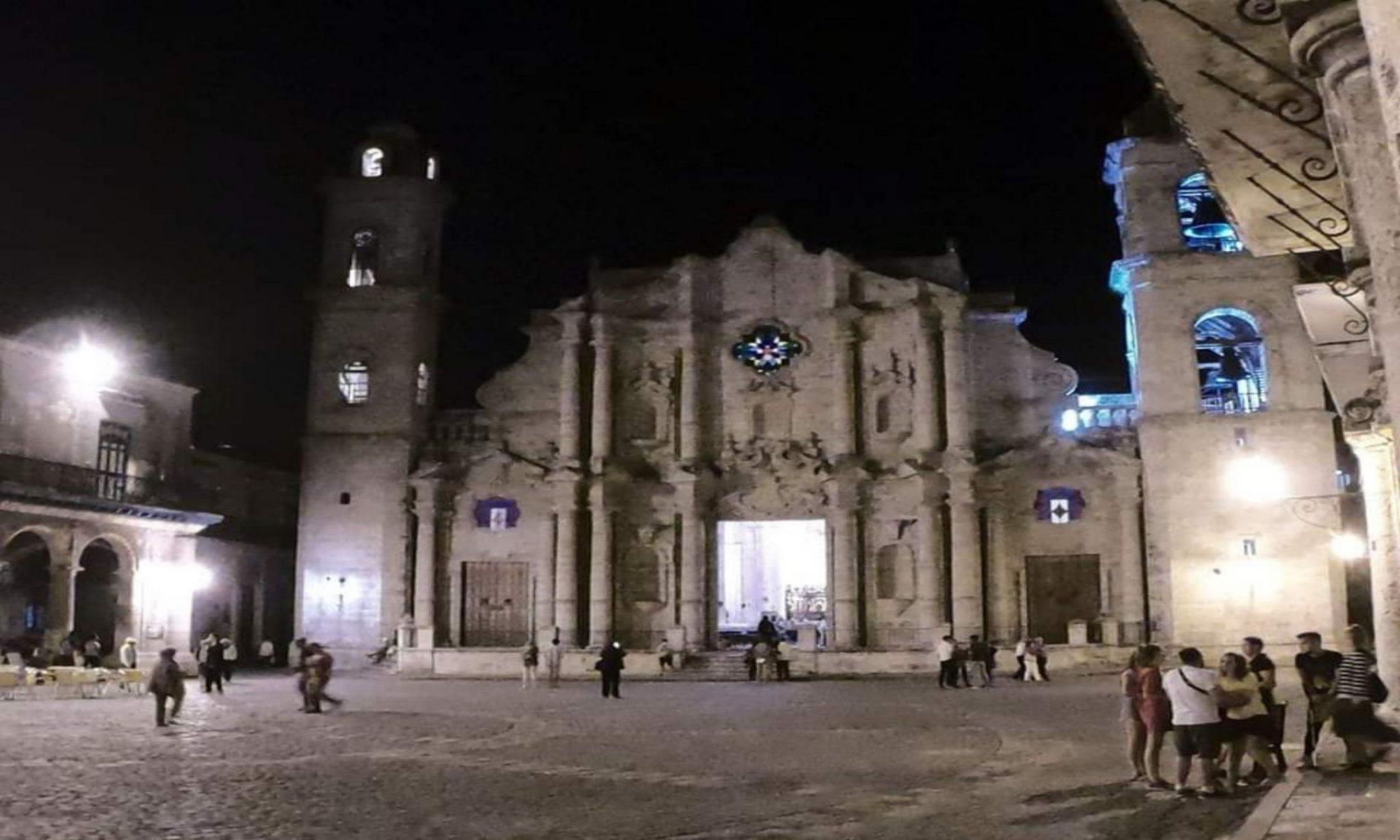 Concierto dedicado al centenario del natalicio de San Juan Pablo II en la S.M.I. Catedral de La Habana