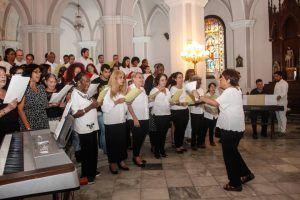 Encuentro de coros parroquiales