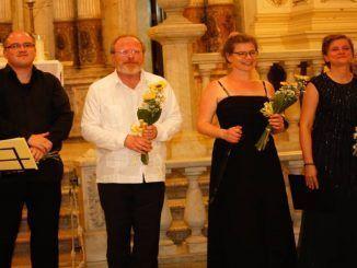 Docentes del Instituto de Música Sacra y Pedagogía Musical, de Ratisbona, Alemania