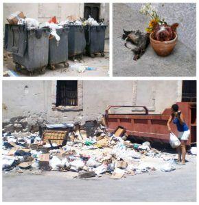 El estado higiénico sanitario y la indisciplina social es desfavorable.
