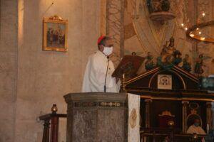 Arzobispo de La Habana, cardenal Juan de La Caridad García