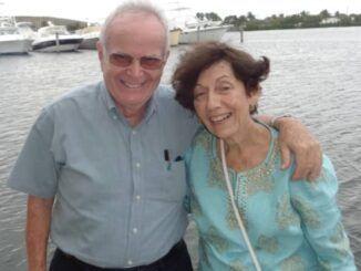 María Cruz García Bellota y su esposo José Ramón Pérez