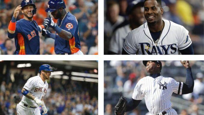 La MLB y los cubanos