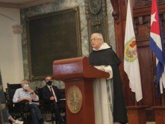 Conferencia dictada por Fr. Manuel Uña Fernández, O.P., en el Aula Magna de la Universidad de la Habana el 5 de enero de 2021, a propósito del aniversario 293 de su fundación.