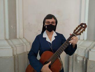 Hermana Toñi Valverde.