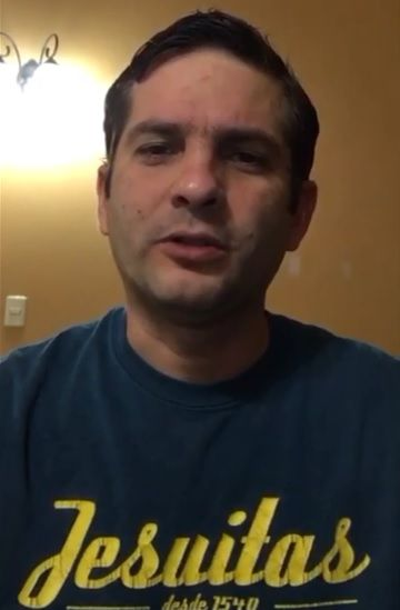 Padre Raúl Arderí García, SJ