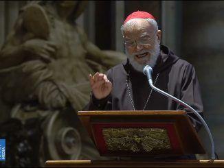 Cardenal Cantalamessa