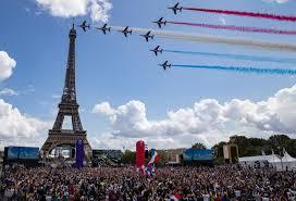 París 2024 marca la próxima cita olímpica.